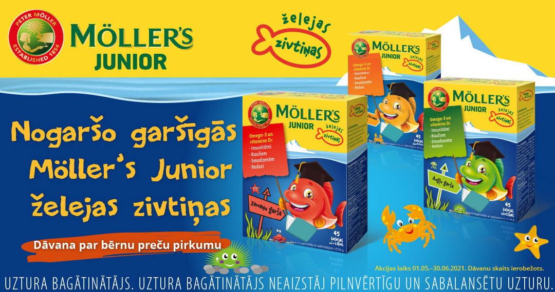 Moller's Junior DĀVANA