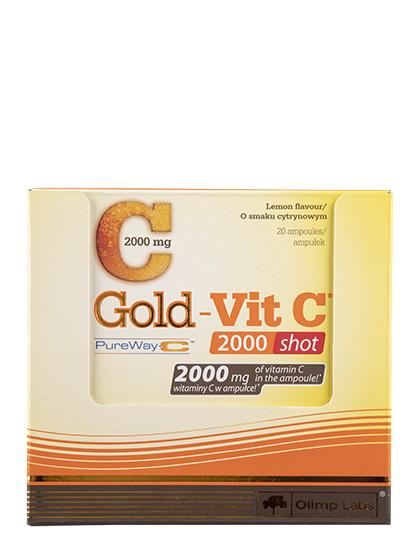 Olimp Labs Gold Vit C 2000